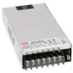 MSP Series 101-1008 W Enclosed Power Supplies